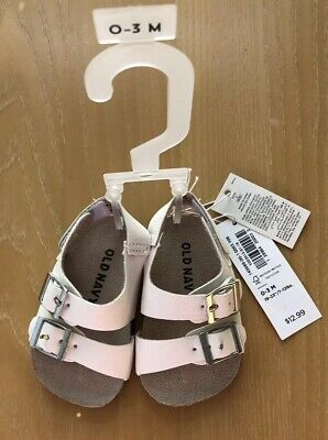 Old Navy Girls Ankle Strap Dress Shoes 0-3 3-6 6-12 12-18 18-24 MONTHS #29819