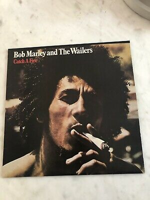 """Bob Marley And The Wailers - Catch A Fire (12"""" VINYL LP)"""