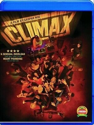 Climax [New Blu-ray] Manufactured On Demand, Ac-3/Dolby Digital, Dolby