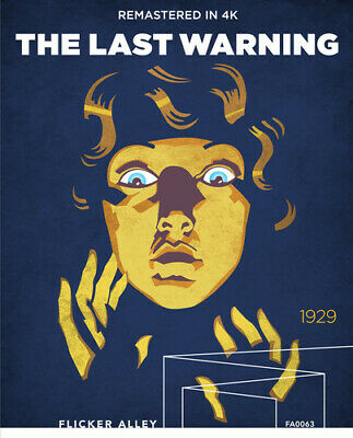 The Last Warning [New Blu-ray] With DVD, 2 Pack