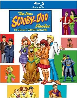 The New Scooby-Doo Movies: The (Almost) Complete Collection [New Blu-ray] Full