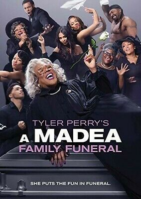 A Madea Family Funeral [New DVD]