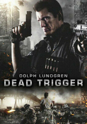 Dead Trigger [New DVD] Ac-3/Dolby Digital, Dolby, Subtitled, Widescreen