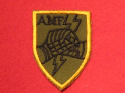 British Armed Forces Amf Allied Mobile Force Trf Flash Badge Brand New