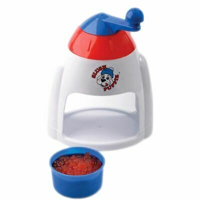 Slush Puppie Ice Shaver Machine Snow Cone Maker - Puppy Retro Party Boxed