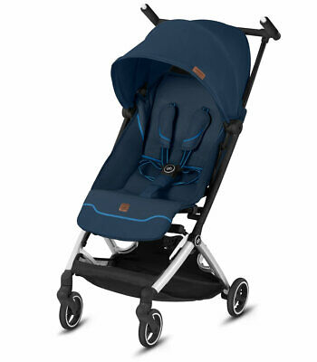 GB Pockit Plus All-City Stroller - Night Blue - Brand New! Free Shipping!!