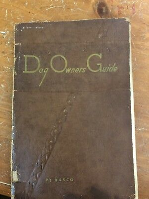 Dog Owners Guide C1950