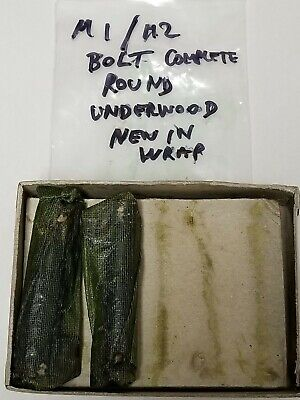 Us Gi M1 Wwii Carbine Round Bolt Underwood New In Original Package. Item  M12-1