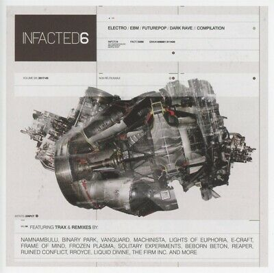 Various - INFACTED COMPILATION VOL. 6