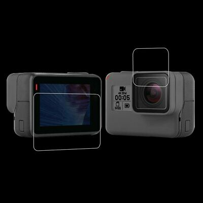 Tempered Film For Gopro Hero 7 6 5 Protector Tempered Screen For Go Pro BE