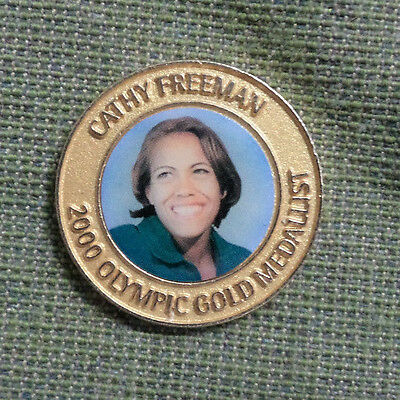 Sydney Olympic Medal - Athletics , Cathy Freeman