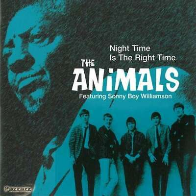 NEU CD The Animals - Night Time Is The Right Time #G1052672