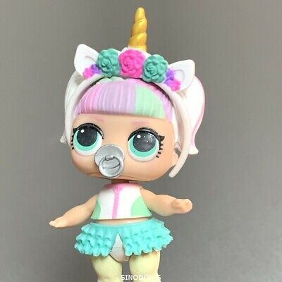 random 1Pc LOL Surprise Dolls UNICORN Series 3 Wave 2 with outfit  - defect toy
