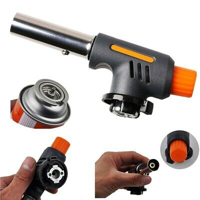 New Butane Micro Blow Torch Lighter Welding Soldering Brazing Refillable Tool US