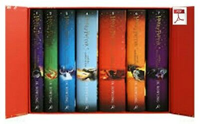 📔Harry Potter series complete collection (7 e Books)📔