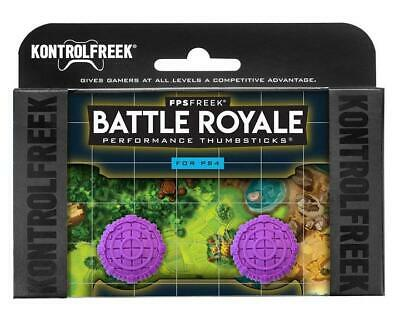Brand New Sealed KontrolFreek FPS Freek Battle Royale Playstation 4 Controllers