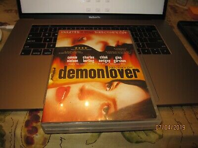 Demonlover Unrated Director's Cut 2-disc DVD Chloe Sevigny Connie Nielsen BIN