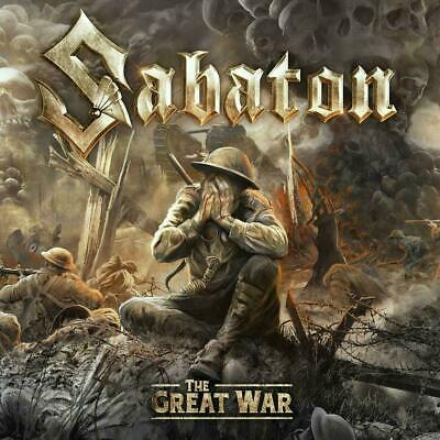 SABATON THE GREAT WAR CD (Released JULY 19th 2019)