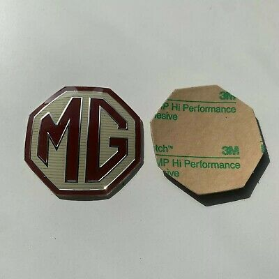 OEM FRONT/ REAR MG Car Badge Fits MG ZR ZS ZT MGF INSERT MGZR MGZS