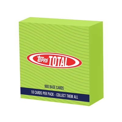 Topps Total 2019 Wave 3 & Wave 4 - Cards In Stock - More Your Buy More You Save