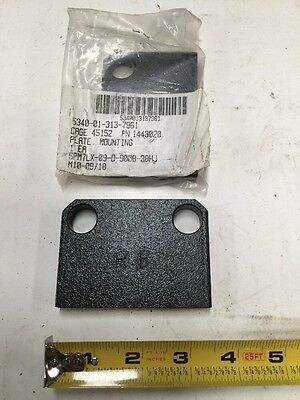 Mounting Plate Lvs Power Unit MK48 and Trailer Family Deuce DV100 1443020