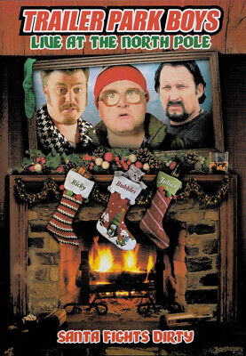 Trailer Park Boys - Live At The North Pole (Dvd)