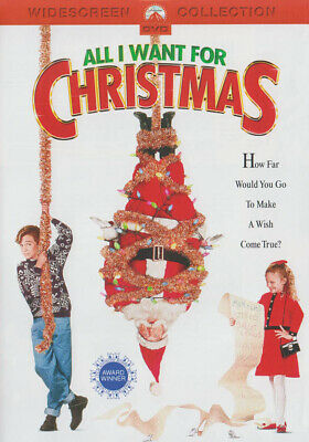 All I Want For Christmas (Widescreen Collection) (Dvd)