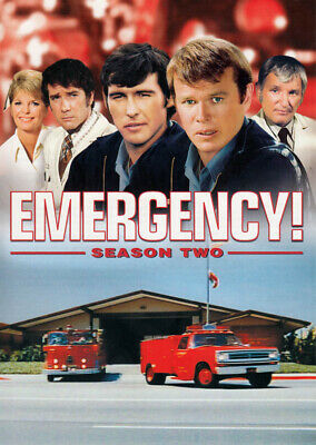 Emergency - Season 2 (Keepcase) (Dvd)