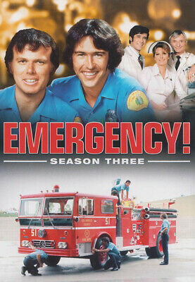 Emergency - Season 3 (Keepcase) (Dvd)