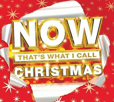 Various Artists - Now That's What I Call Christmas ... - Various Artists CD EQLN