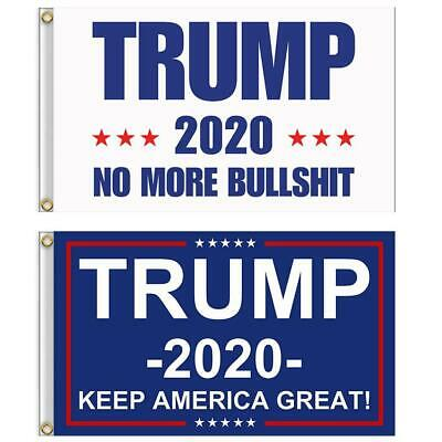 Trump 2020 Keep America Great President MAGA Make America Great 3x5 Ft Flag HM