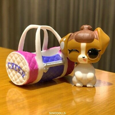 Original Lol Surprise Lil Sisters/Pets Makeover Series 5 Lil Pup Cheer doll toy