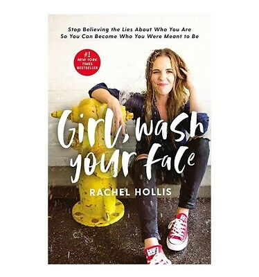 (Girl Wash Your Face) Rachel Hollis (Hardcover) New