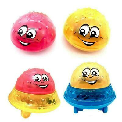 Funny Infant Electric Induction Water Spray Toy Children Baby Bath Shower Kids K