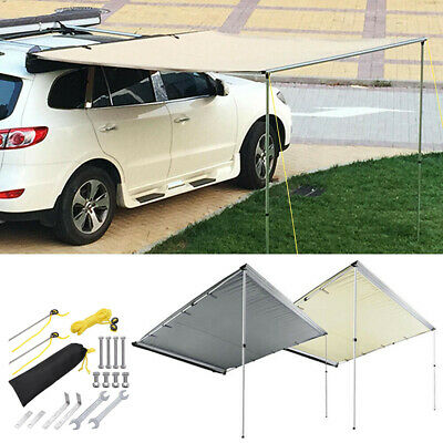 ARB SERIES III Simpson Rooftop Tent and Annex Above Car Top Camping
