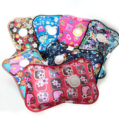 Home Charging Electric Hot Water Bag Hand Office Warmer Heater Bag Winter Gifts