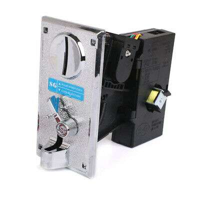 Multi Coin Acceptor Electronic Roll Down Coin Acceptor Selector Vending Machine