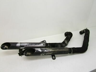 00 Kawasaki VN 800 B Vulcan Classic used Exhaust Pipe Pipes System Aftermarket