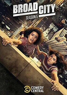 Broad City: Season 5 [New DVD] 2 Pack, Ac-3/Dolby Digital, Amaray Case, Dolby,