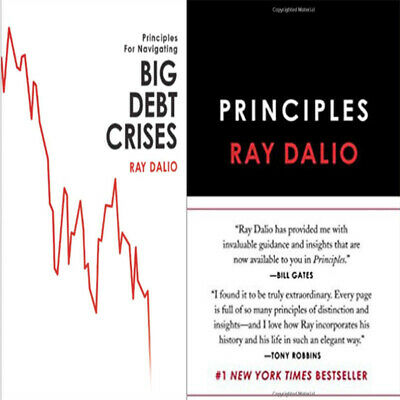 Big Debt Crises + Principles: Life and Work By Ray Dalio { PDF - Fast delivery }