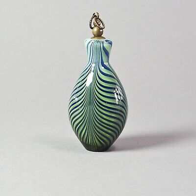 Old Murano Glass Snuff Bottle Alte Murano Glas Flasche Bouteille V.EH