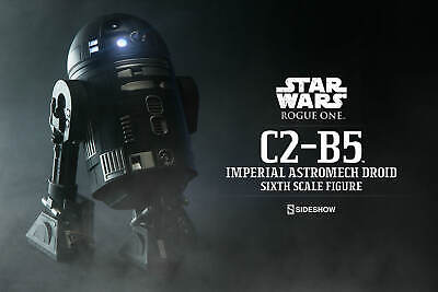 Sideshow Star Wars Rogue One C2-B5 Imperial Astromech Droid 1/6 Action Figure