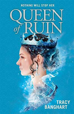 Queen of Ruin by Tracy Banghart Paperback Book Free Shipping!