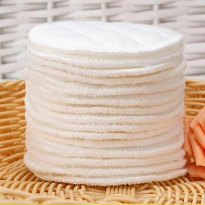 Reusable Make Up Remover Pad Breast Nursing Cotton Skin Cleaner Soft Cotton