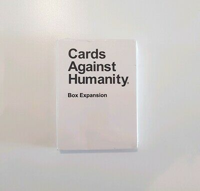 GENUINE* Cards Against Humanity BOX EXPANSION SET - Booster Pack
