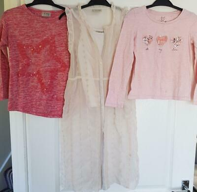 Gorgeous Girls Next Bundle Of Tops X 3   6-7 Years