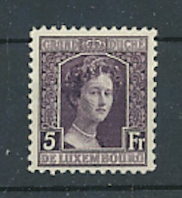 TIMBRE STAMP ZEGEL LUXEMBOURG LE No 109  XX