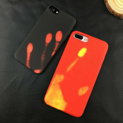 Heat Induction Phone Sensor for 7 Thermal iphone Case Cover Plus Fashional 6s 8