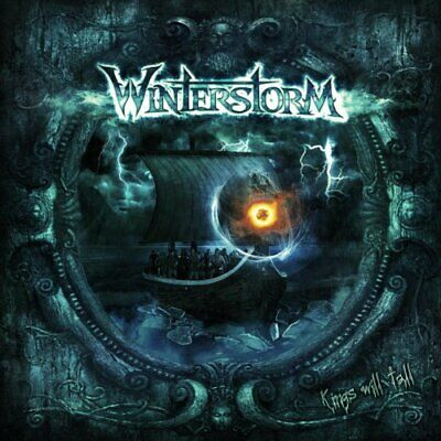 Winterstorm - Kings Will Fall - Winterstorm CD T2VG The Cheap Fast Free Post The