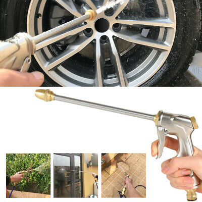 Car High Pressure Washer Water Gun Power Jet Washer Spray garden Nozzle Hose